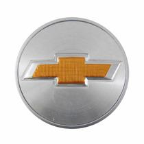 Calotinha Centro De Roda Vectra Elite 3d 55mm Prata