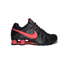 Tênis Nike Shox Junior Feminino Original Com Nota Fiscal