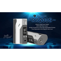 Box Mod Wismec Reuleaux Rx200s Nuevo, 200w