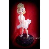 Marilyn Monroe,porcelana Fria, Adorno Torta, Adultos, 15 Año