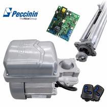 Kit Motor Automatizador Basculante Gatter 3020 Peccinin 110v