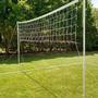 Cancha Futbol Tenis Voley Completa 6x3m Red Parantes Lineas