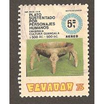 Ceramica Prehispanica Cultura Guangala Ecuador 1975
