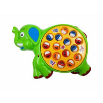Jogo Pesca Peixe Infantil Brinquedo Pega Peixe Musical