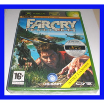 Far Cry Instincts Xbox 1 Original Lacrado X-box Xbox 360