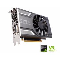 Placa De Video Evga Geforce Gtx 1060 Super Clocked Gaming