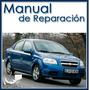 Manual De Reparación Del Motor Chevrolet Aveo 1.4l 1.6l Doch