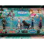 Kit De Figuras De Frozen!!!