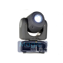 Kit 4 Mini Spot Led Moving Head 20w 7 Desenhos+cores