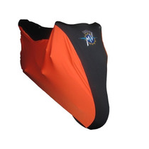 Capa Protetora Para Cobrir Moto Honda Bmw Yamaha Suzuki...