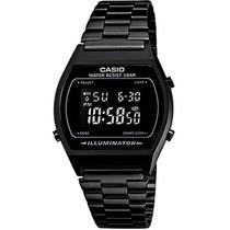 Reloj Casio B640 Negro Pavonado Edicion Especial Vintage