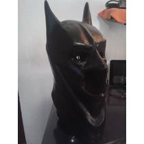 Máscaras De Látex Batman Guazon Terror Joda Super Heroe Cole