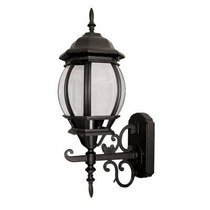 Farol Pared Colonial Schfu0784 Negro