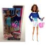 Boneca Barbie Grace Style Verão Original Mattel Negra