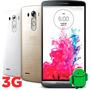 Celular Lg - Phone G3 Tlc Android Gps 2 Chip 3g + Brindes