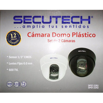 Kit Camaras Seguridad Secutech Dpst-22n2
