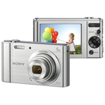 Camara Sony W800 20.1mpx Video Hd Panoramica 5x Lcd 2.7´´hd