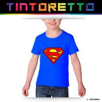 Franelas Estampadas Personalizadas Para Niños