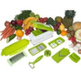 Cortador Alimentos Manual Nicer Dicer Processador Salada