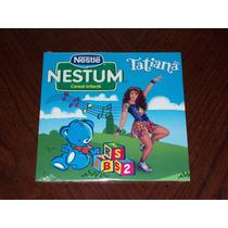 Tatiana Nestle Nestum Promo Cd Nuevo