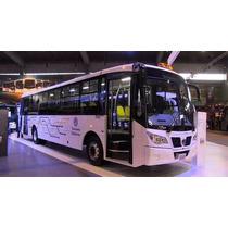 Autobus Suburbano O De Personal 55 Asientos De Tela 4 Cil