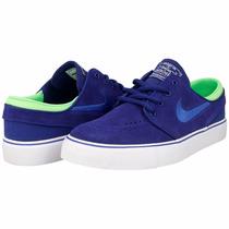 Zapatillas Nike Stefan Janoski (gs) Skate Sb Niño 525104-445