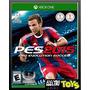 Xbox One Pes 15 Pro Evolution Soccer 2015 Nuevo Sellado!!!