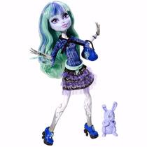 Boneca Monster High 13 Wishes Twyla - Mattel