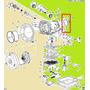 Sello Cola Extension Caja Automatica 4 Vel/ 4l60e #24208660