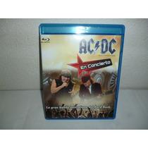 Ac/dc En Concierto Live At Circus Krone Blu Ray