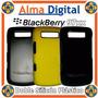 Forro Doble Plastico Silicon Blackberr Bold2 9700 Bold4 9780