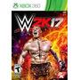 Wwe 2k17 Xbox 360 Nuevo Sellado Original En Stock