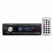 Auto Rádio Som Automotivo Mp3 Player - Cartão Sd - Usb