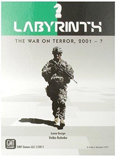 Laberinto La Guerra Contra El Terror 5 509 03 En Mercado Libre