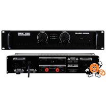 Amplificador Mark Áudio Mk 1200 200w Rms Frete Grátis Oferta