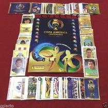 Estampas Sueltas Copa America Usa 2016 Del Album Panini