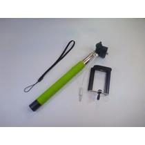 Auto Selfie Palo Con Botón Stick, Extensible 109 Cm Celular