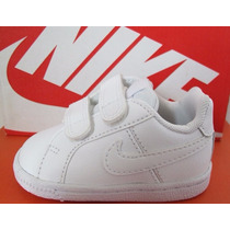 Tenis Nike Bebe Color Blanco