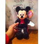 Disney Store Peluche Mickey On Ice Mouse Original Importado