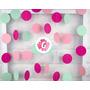 03 - Fucsia, rosa y verde agua