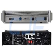 Potencia Amplificador Proco New Pax 400 Crossover 2x200w Cjf