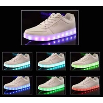 Super Tenis De Luz Led!!!!!!!!!
