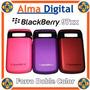Carcasa Dura Doble Color Blackberry Bold2 Bold4 9700 9780