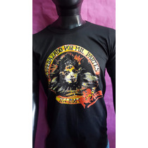 Remeras Rock La Renga Doble Estampa Calidad Premium