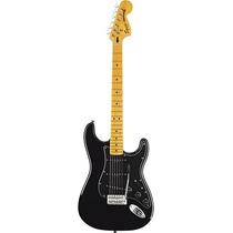 Guitarra Squier Vintage Modified Strat 70 Black 030-1227-506