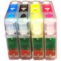 Nx415 Cartuchos Autoreseteables Con Tinta