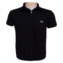 Kit 10 Camisa Gola Polo Lacoste Masculina Promoção