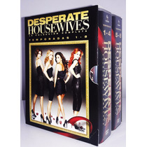 Esposas Desesperadas Boxset Serie Completa 8 Temporadas Dvd
