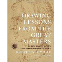 Set 2 Libros: Drawing Lessons & Figure Drawing