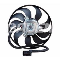 Ventoinha Radiador Bora 1.6 (1j2) 98/05 C/ar Condicionado